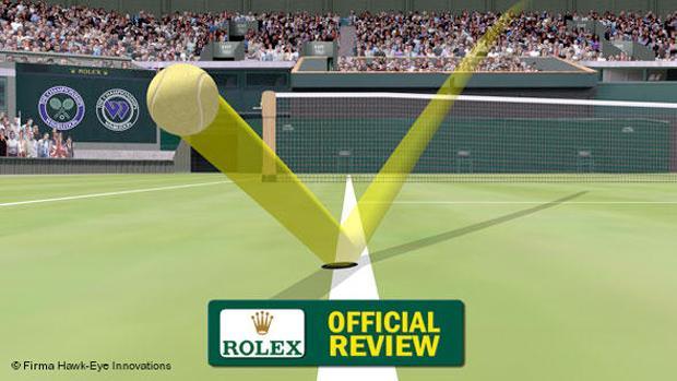 los angeles 1c0dc 37790 Hawk-Eye at Wimbledon