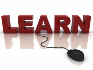 Learning is a crucual part of blogging