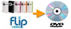 Convert a Flip camera video to DVD