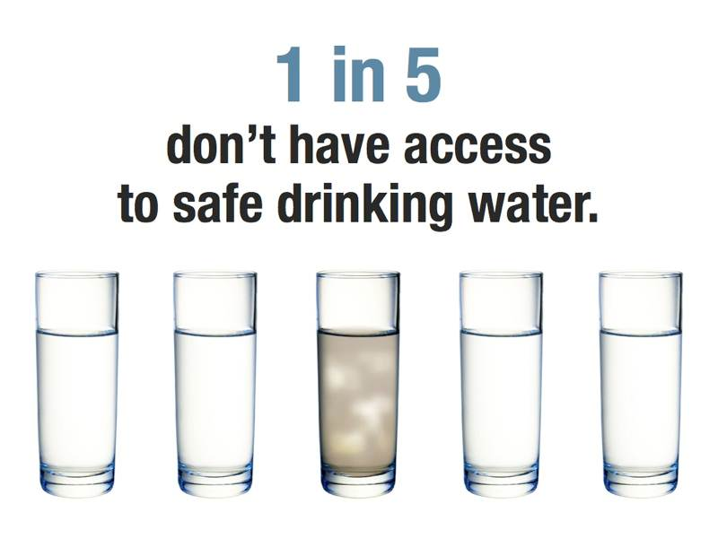 safe drinking water Safe drinking water is essential to human life ensuring safe drinking water:  learning from frontline experience with contamination provides those who  carry.