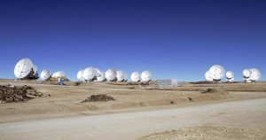 The ALMA Telescope