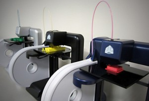 3D Systems 3D printer - Cube