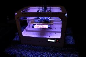 MakerBot's 3D Printer