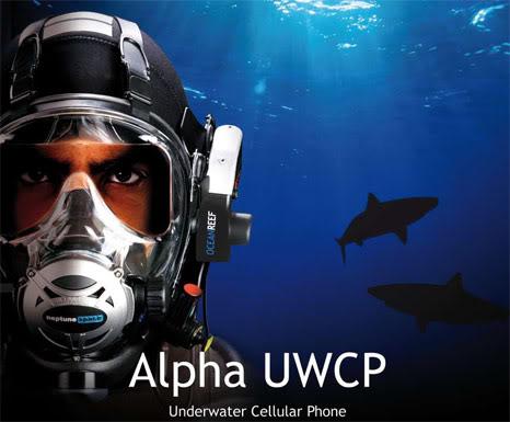 Underwater Phone