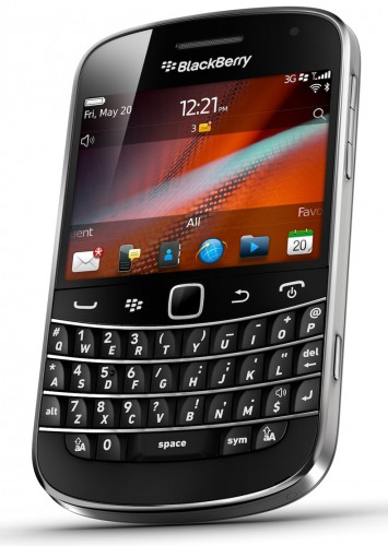 The BlackBerry 7 smartphone
