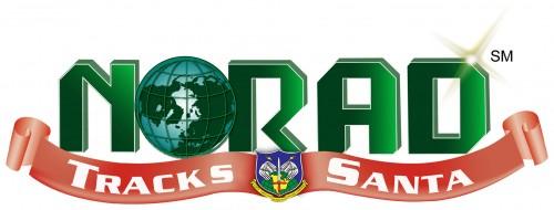 NORAD Track Santa logo