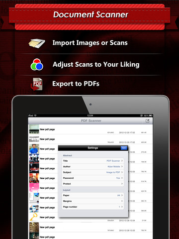 PDF Reader iTunes Store image