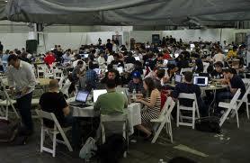 A Hackathon