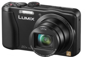 Panasonix digital camera