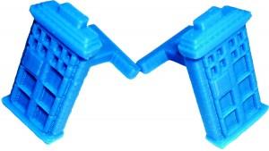 TARDIS 3D printout