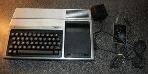 A TI99 Home Computer