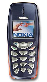 A classic Nokia 3510i